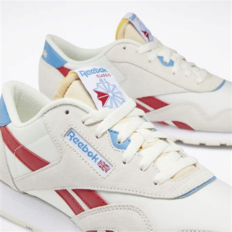 Reebok Shoes Classic Nylon Sneakers