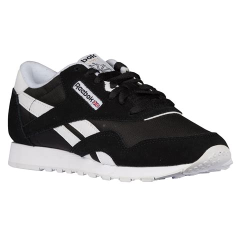 Reebok Sneakers Running Women Black And White