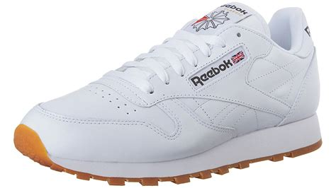 Reebok White Sneakers Mens