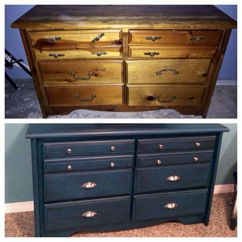 Refinished-Dresser-Diy
