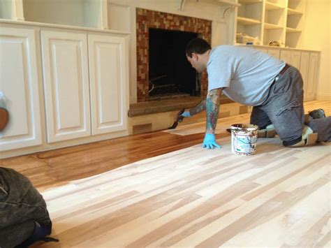 Refinishing Old Wood Floors Diy Fire