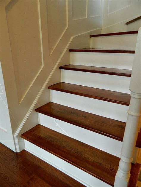 Refinishing Wood Stairs Diy