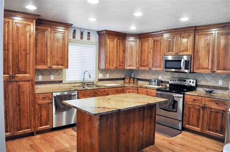 Refurbish Wood Cabinets