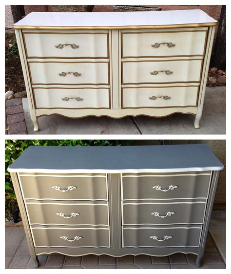 Refurbished Dresser Diy