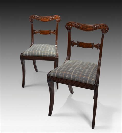 Regency Dining Room Chairs
