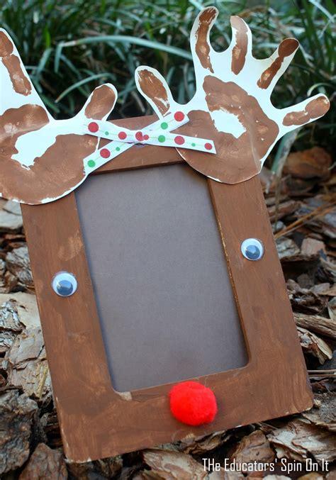 Reindeer-Frame-Craft
