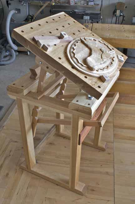 Relief-Carving-Bench-Plans