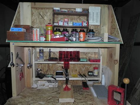Reloading Table Diy Fails You Will Share