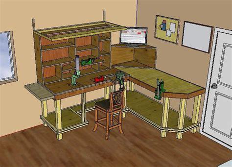Reloading-Bench-Desk-Plans
