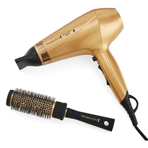 Remington Keratin  Argan Oil Nourish Hair Dryer .