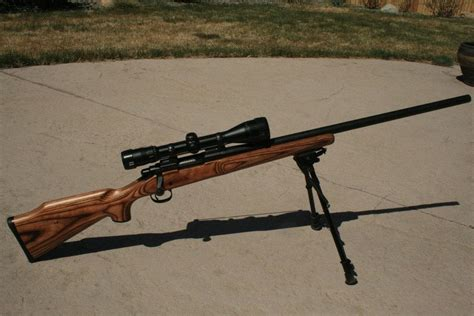 Remington 700 223 Stock And Remington 700 Police 300 Win Mag Review