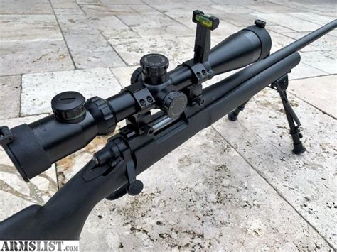 Remington 700 Sps Tactical Hogue Stock Modification And Remington 700 Sps Tactical Stock