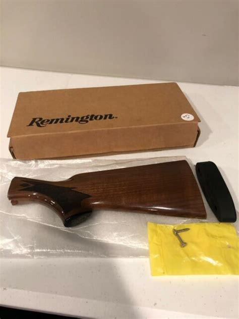 Remington Buttstock Assembly High Gloss Cut Checkering And Brownells Search Top Rated Supplier Of Firearm Reloading