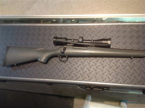 Remington Ks Rifle And Remington Model 597 Rifle Heavy Barrel