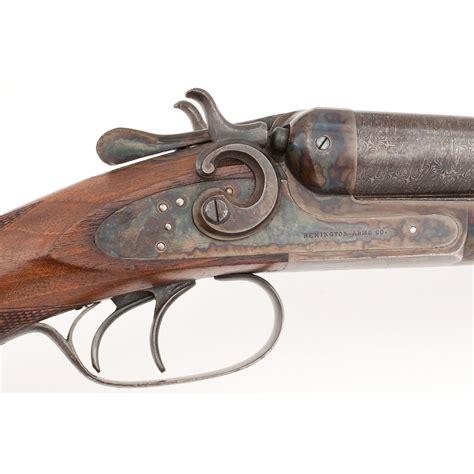 Remington Model 1889 Double Barrel Shotgun And Shotgun Pictures 12 Gage