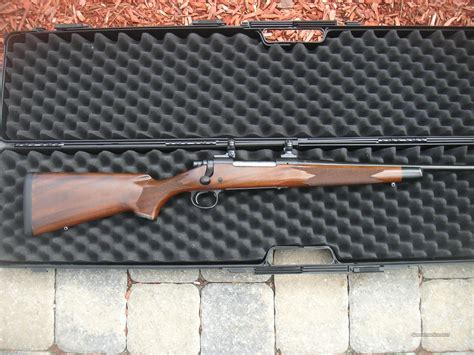 Remington Model 1897 Rifles 7mm Mauser And Remington Model 721 22 Cal Rifles For Sale