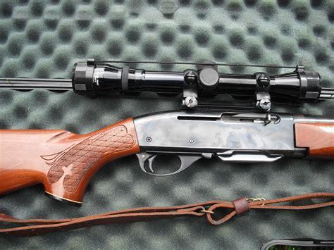 Remington Woodsmaster 30 06 And Tejas Shooting Sports