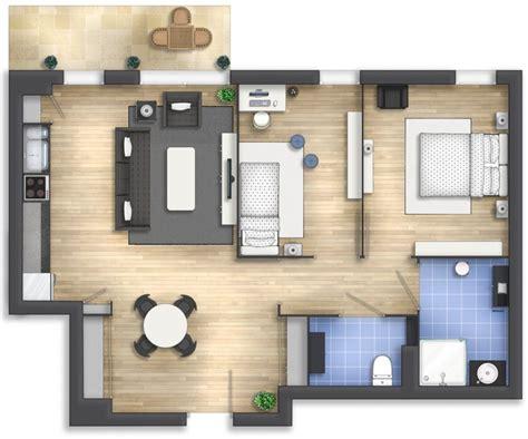 Rendered-Floor-Plan-Furniture