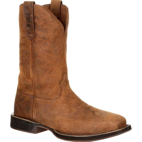 Renegade Steel Toe WP Western Boot