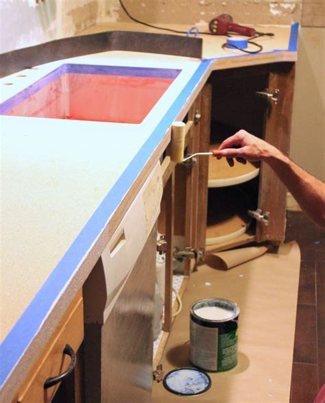 Replacing Formica Countertops Diy