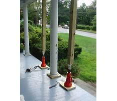 Best Replacing porch columns.aspx