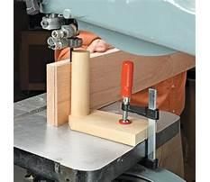 Best Resaw jig for bandsaw