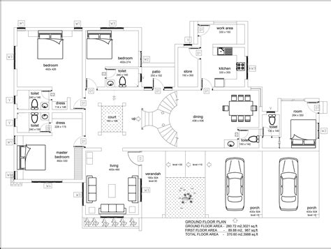 Residential Deck Plans