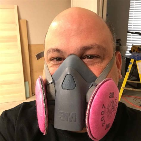 Respirator-Mask-For-Woodworking