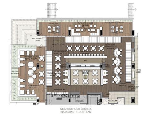 Restaurant-Bar-Construction-Plans