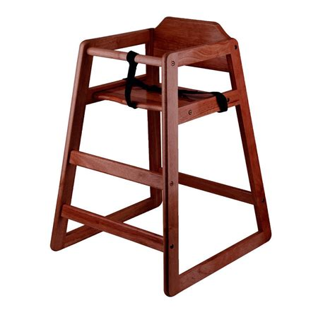 Restaurant-Wooden-High-Chair-Diy