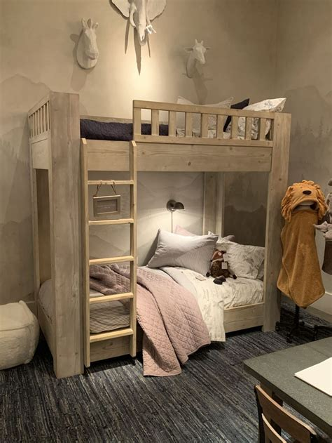 Restoration Hardware Diy Bunk Beds