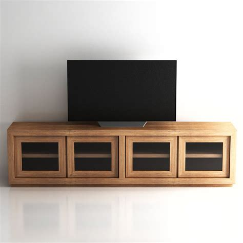 Restoration Hardware Media Console Plansource