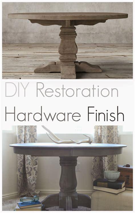 Restoration-Hardware-Wood-Finish-Diy