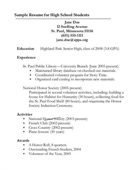 Magazine Intern Resume Sample Cv Format Cbse