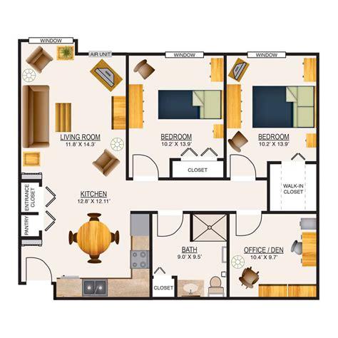 Retirement-House-Floor-Plans