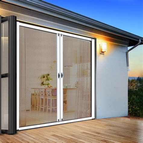 Retractable Fly Screen Door Diy