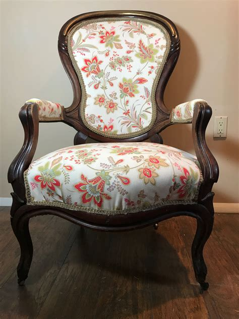 Reupholster-Antique-Chair-Diy