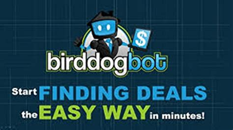[click]review Birddogbot - Real Estate Deal-Finding Software For .