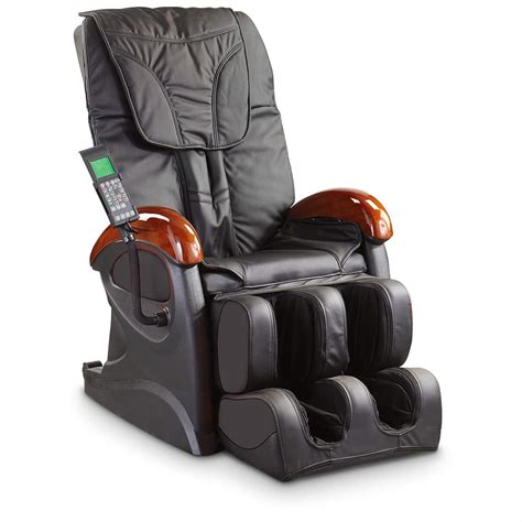 Review Shiatsu Massage Chair