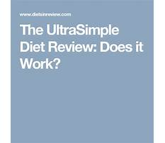 Best Reviews of the ultra simple diet by dr mark hyman