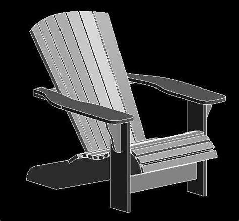 Revit-Adirondack-Chairs