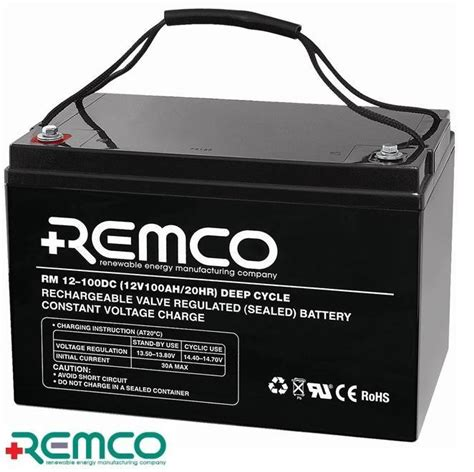Revive Sealed Deep Cycle Battery