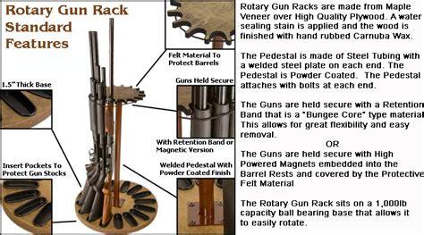 Revolving-Gun-Rack-Plans
