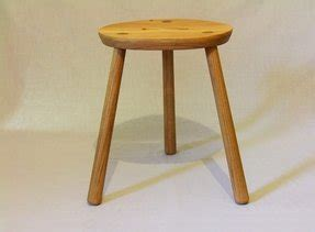 Rich Baum 3 Legged Stool Plans