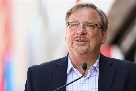 @ Rick Warren Warns Pastors That Fast Church Growth Can Be .