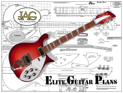Rickenbacker Plans Guitar