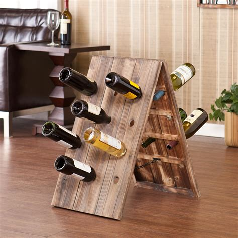Riddling Wine Rack Plans