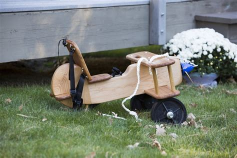 Ride-On-Wooden-Toy-Plans