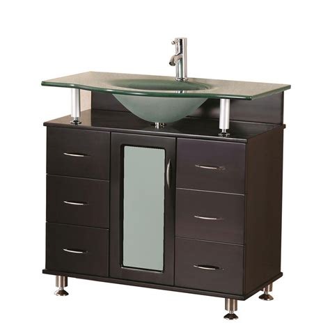 Ridge Wood 30 Single Bathroom Vanity Set