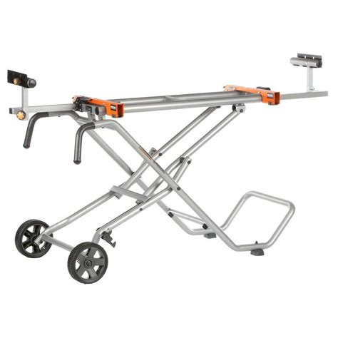 Ridgid-Mobile-Miter-Saw-Stand-Plans